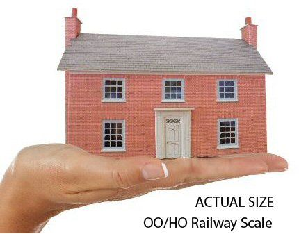 Actual Size Miniature Ho Scale Village Pinterest