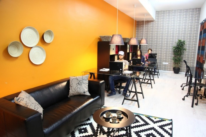 Web.tvs Headquarters: Cool offices, inspiring workspace, interior design at work, office decor