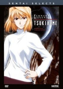 Tsukihime: Lunar Legend Complete Collection (Sentai Selects Edition) Anime DVD Review   The Fandom Post