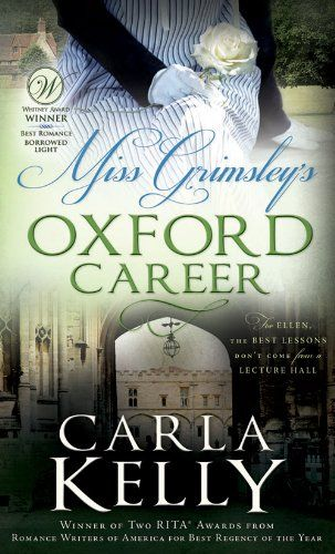 Download Miss Grimsley's Oxford Career ebook free by Carla Kelly in pdf/epub/mobi