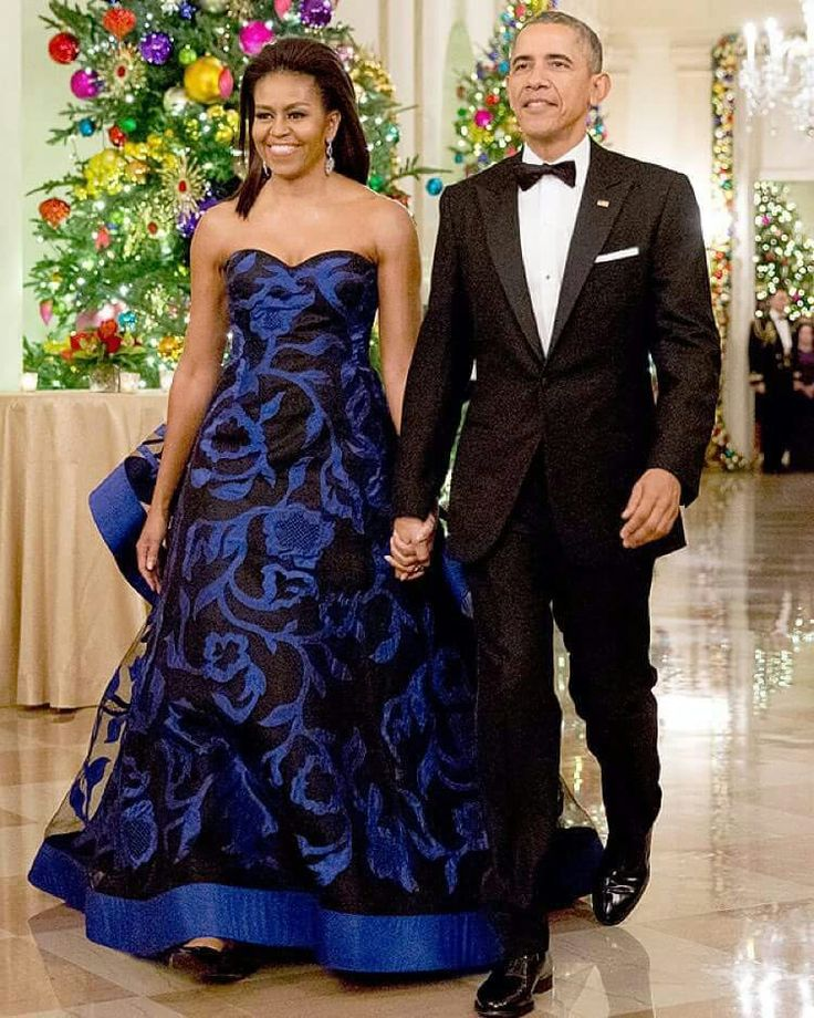 President OBAMA and the First Lady Michelle Obama