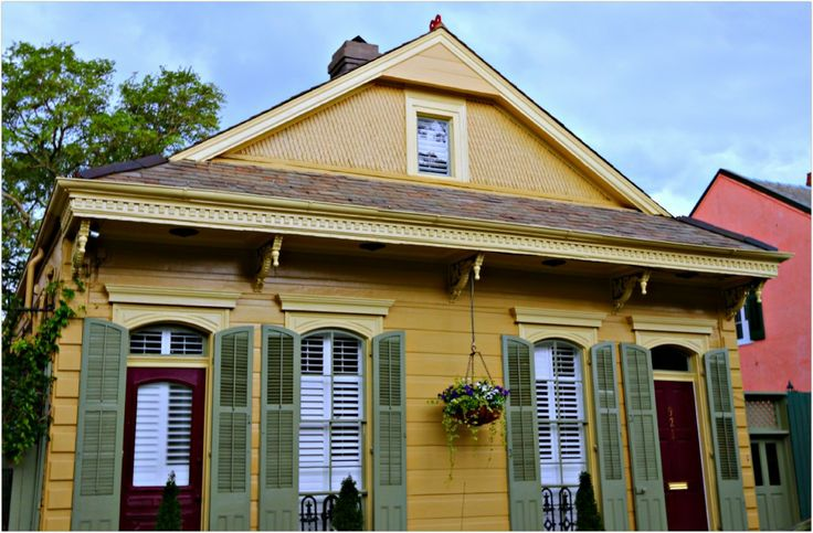117 best images about new orleans architecture on New orleans paint colors