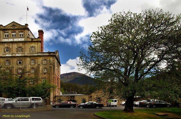 Cascade Brewery #Hobart #Tasmania ~ photo by David Lamplough, article for think-tasmania.com
