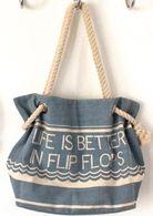 Life is Better in Flip Flops Bag