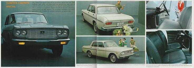 https://flic.kr/p/66y3CZ   Toyota Crown 1967 04