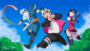 Boruto: Naruto Next Generations Season Full Episode HD Streaming