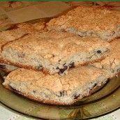Печенье со специями, грецкими орехами и изюмом