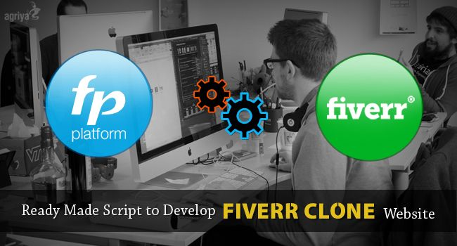 Ready-made script for developing a #Fiverr clone website  To know more: http://goo.gl/RgbuQM