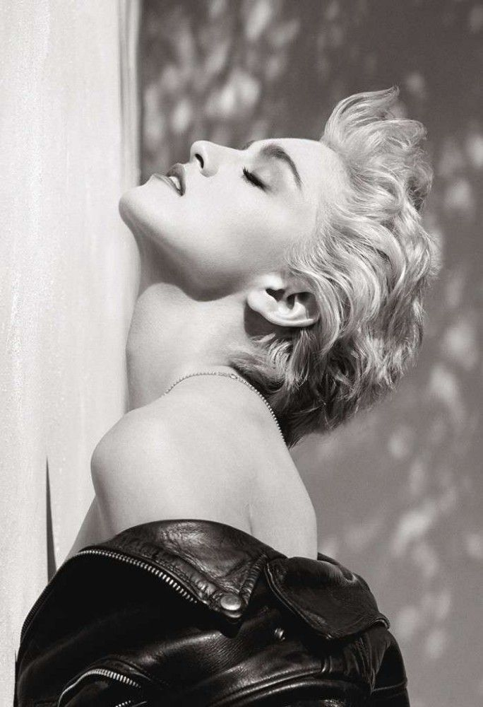 Photo : Herb Ritts - Madonna, Hollywood 1986