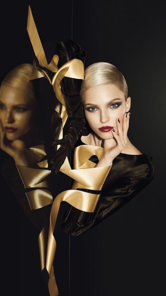 "Dior 2014 holidays ""Golden Shock CollectionLOOKandLOVEwithLOLO"