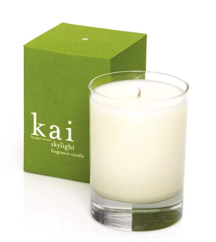 Kai Skylight Candle design by Kai Fragrance