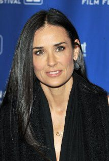 Demi Moore - Born November 11, 1962 in Roswell, New Mexico - #tiger