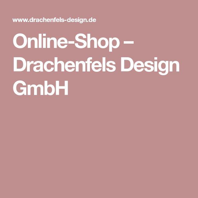 Online-Shop – Drachenfels Design GmbH