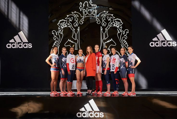 Stella McCartney and the Great Britain Olympics Team for Rio 2016
