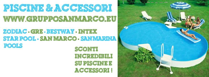 12 best images about piscine e accessori san marco on for Bestway italia piscine