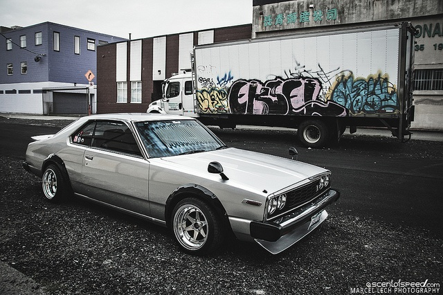 1981 Nissan Skyline C210 Maintenance/restoration of old/vintage vehicles: the material for new cogs/casters/gears/pads could be cast polyamide which I (Cast polyamide) can produce. My contact: tatjana.alic@windowslive.com