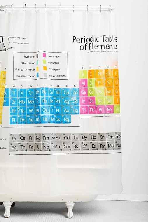 Curtains Ideas chemistry shower curtain : 17 Best images about Unique Shower Curtains on Pinterest ...