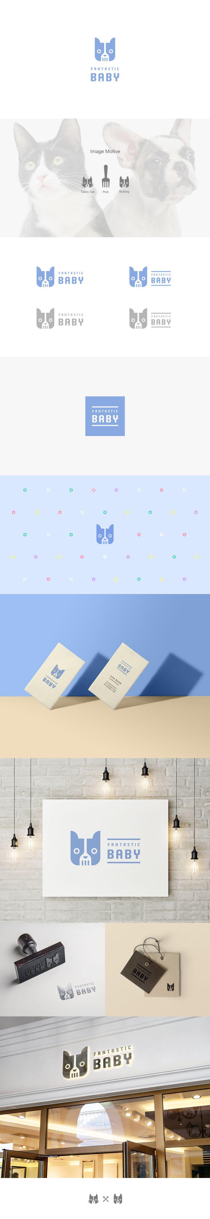 logo design, dog, cat