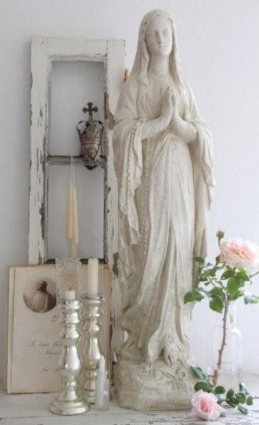 Depósito Santa Mariah: Canto De Oração!