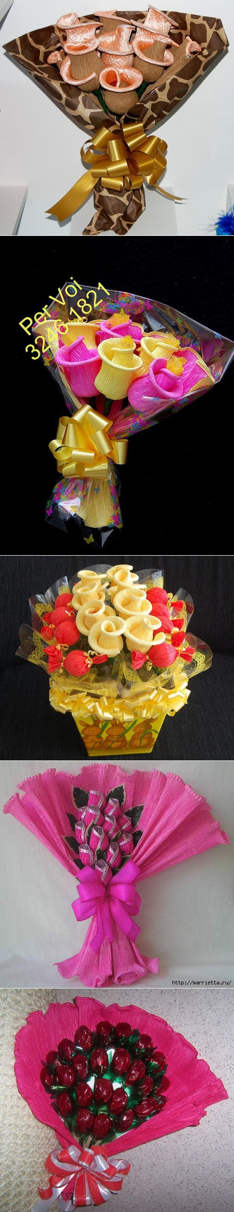 91 best candy bouquet images on pinterest candy bar bouquet candy chocolate flowerschocolate izmirmasajfo Choice Image