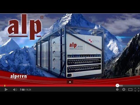 ALP BETON SOĞUTMA SİSTEMLERİ - ALP CONCRETE COOLING SYSTEMS