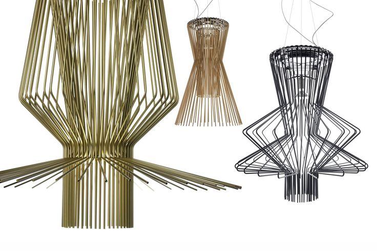 Lighting :: Suspension :: Allegro Assai Suspension Lamp - | Space Furniture