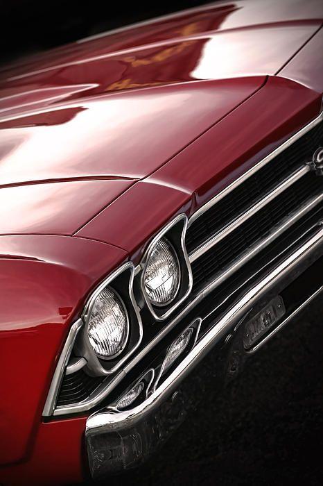 1969 Chevrolet Chevelle SS 396 - by Gordon Dean II
