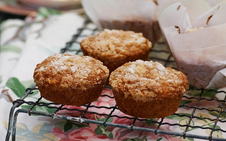 Feijoa, lemon and coconut muffins recipe - By Woman's Day (NZ edition), Delicious feijoa, lemon and coconut muffins that are great for a picnic basket, or as an anytime snack!