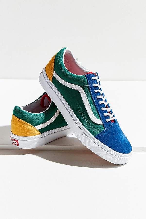 e6008b21ce6d Vans Old Skool Yacht Club Sneaker | k i c k s in 2019 | Shoes, Vans ...