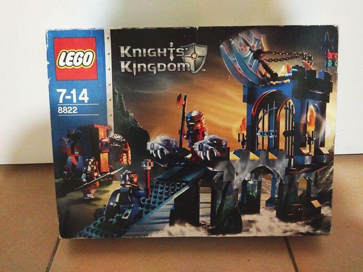 LEGO Knights' Kingdom Gargoyle Bridge 8822 NOS Sealed Rare | Toys & Hobbies, Building Toys, LEGO | eBay!
