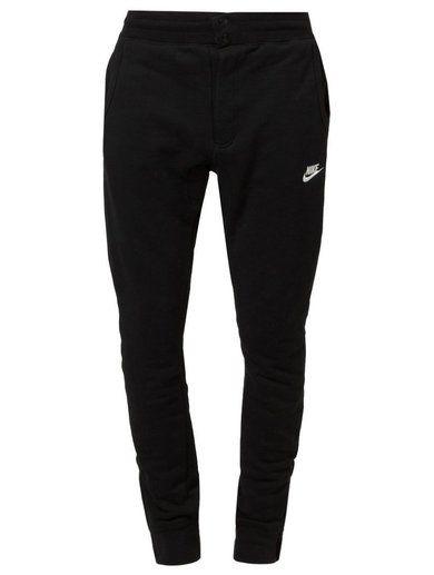 Nike Sportswear Spodnie treningowe black/white