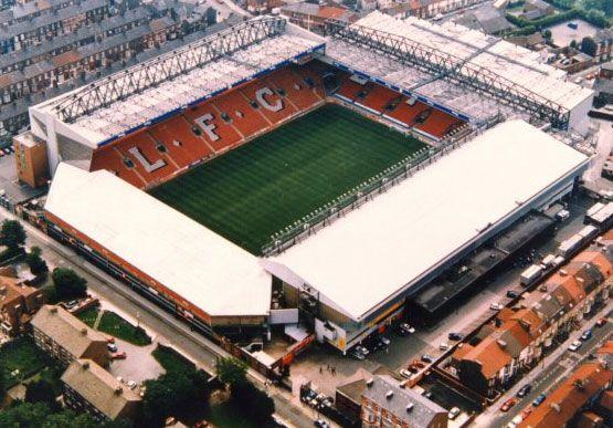 Anfield Stadium, Liverpool, England