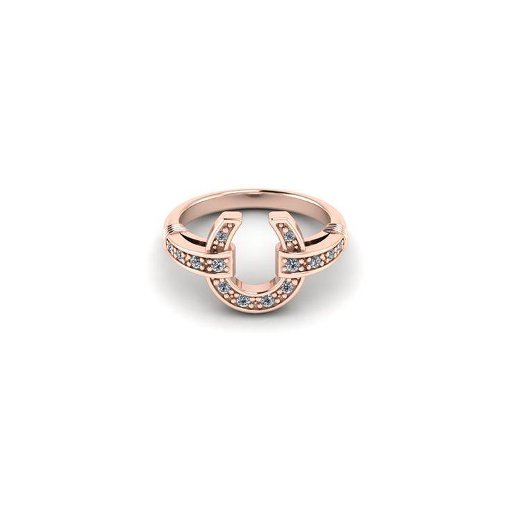 Horseshoe Ring from ICONERY