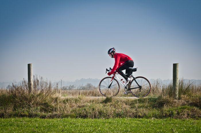 En vélo sur la Route verte ... Sutton est un paradis pour les cyclistes avec ses paysages magnifiques et ses circuits stimulants