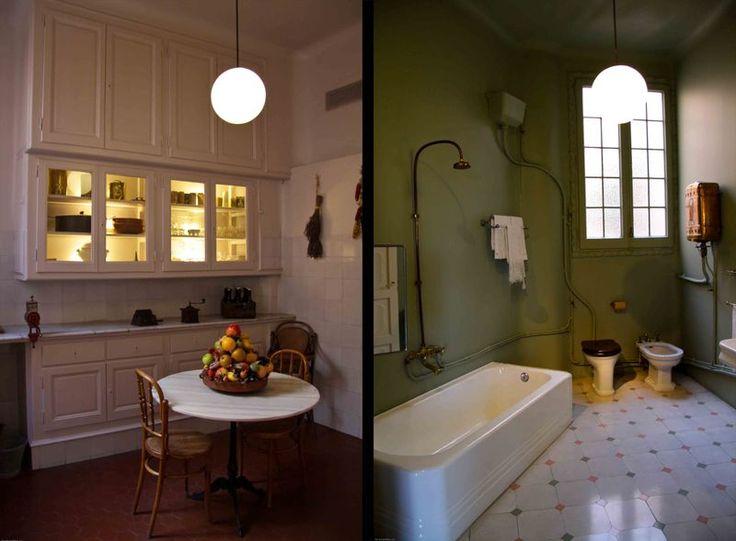 gaudi house interior - photo #35