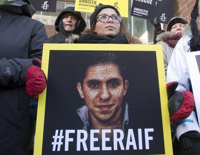 Saudi official tells Canada to mind its own business over imprisoned blogger https://tmbw.news/saudi-official-tells-canada-to-mind-its-own-business-over-imprisoned-blogger  OTTAWA — The Saudi Arabian ambassador to Canada is telling the federal government to mind its own business in the case of jailed blogger Raif Badawi .Naif Bin Bandir Alsudairy says Ottawa must respect rulings handed down in his country's justice system.The ambassador said at a news conference today the federal government…