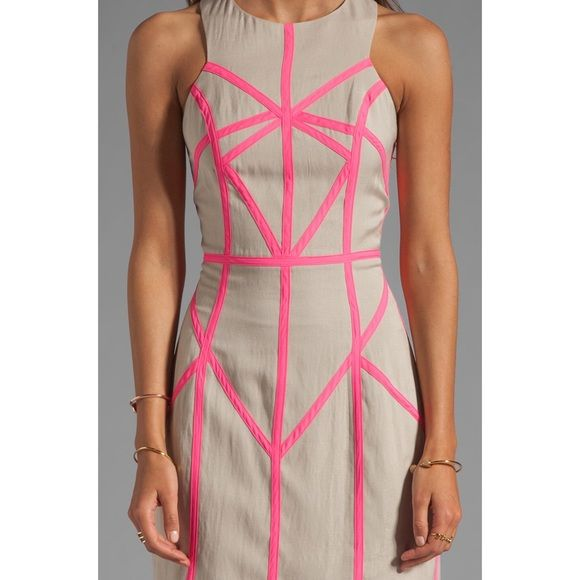 NWOT Finders Keepers Dress This dress is SOLD OUT online! 💕 not Nasty Gal, just using for exposure ! Nasty Gal Dresses Mini