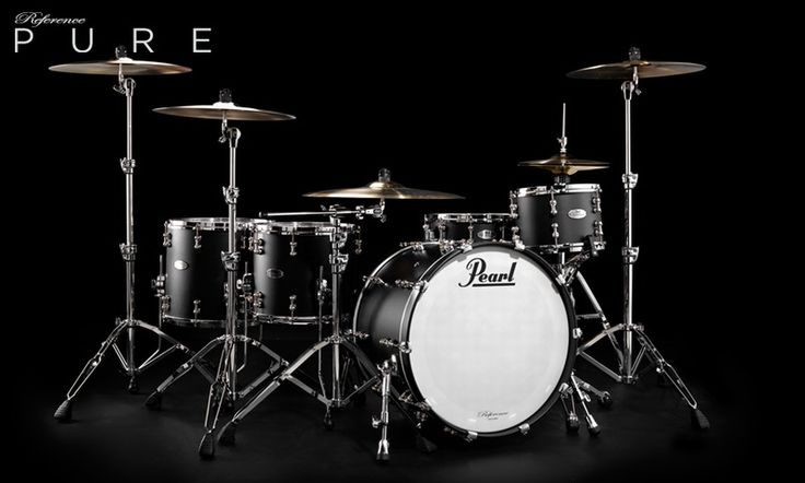 Pearl Reference Pure Drums Pinterest Pearls Matte
