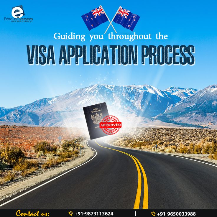 Exodus Overseas provides the best services in terms of visa consultancy, application and acquisition. Contact Mr. Pankaj Malhotra (Ex-Visa Officer) Ph: +91-9650033988. For any visa other than student contact Ms. Rajni Garg (Licensed immigration advisor) at +91-9873113624. #ExodusOverseas #Licensed #Immigration #Advisor #Expert #NewZealand #VisaApplication #VisaProcess