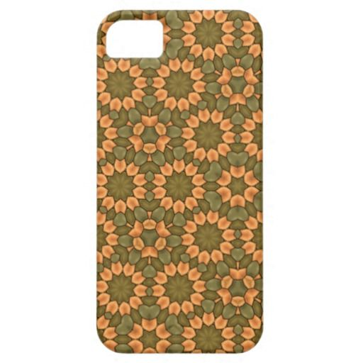 Flower pattern abstract iPhone 5 covers