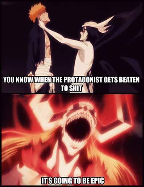 Forget about bleach #anime #memes #funny #manga