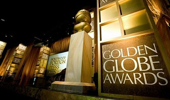 Ben Affleck y Di Caprio entre los presentadores de los Globo