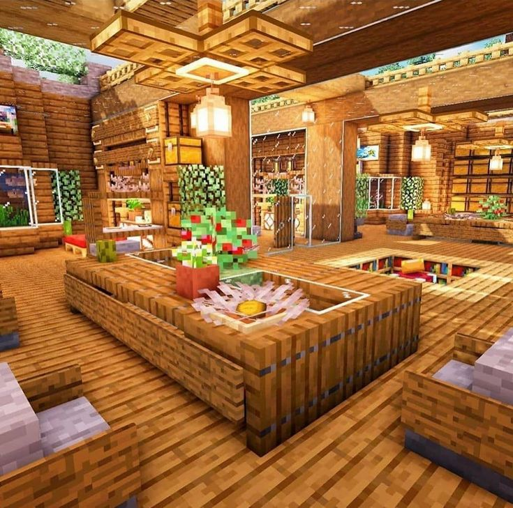 """Minecraft builds and designs on Instagram: """"Wow! Amazing ..."""