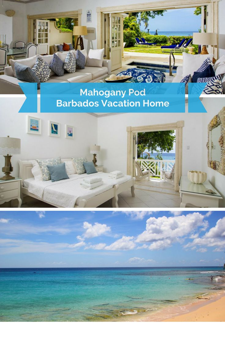 This delightful 3-bedroom beachfront townhouse located on the tranquil west coast of Barbados is perfect for a family vacation.
