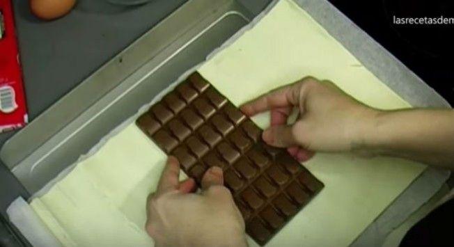 Το κρουασάν σοκολάτας που έχει γίνει ανάρπαστο - Δείτε πως να το φτιάξετε!
