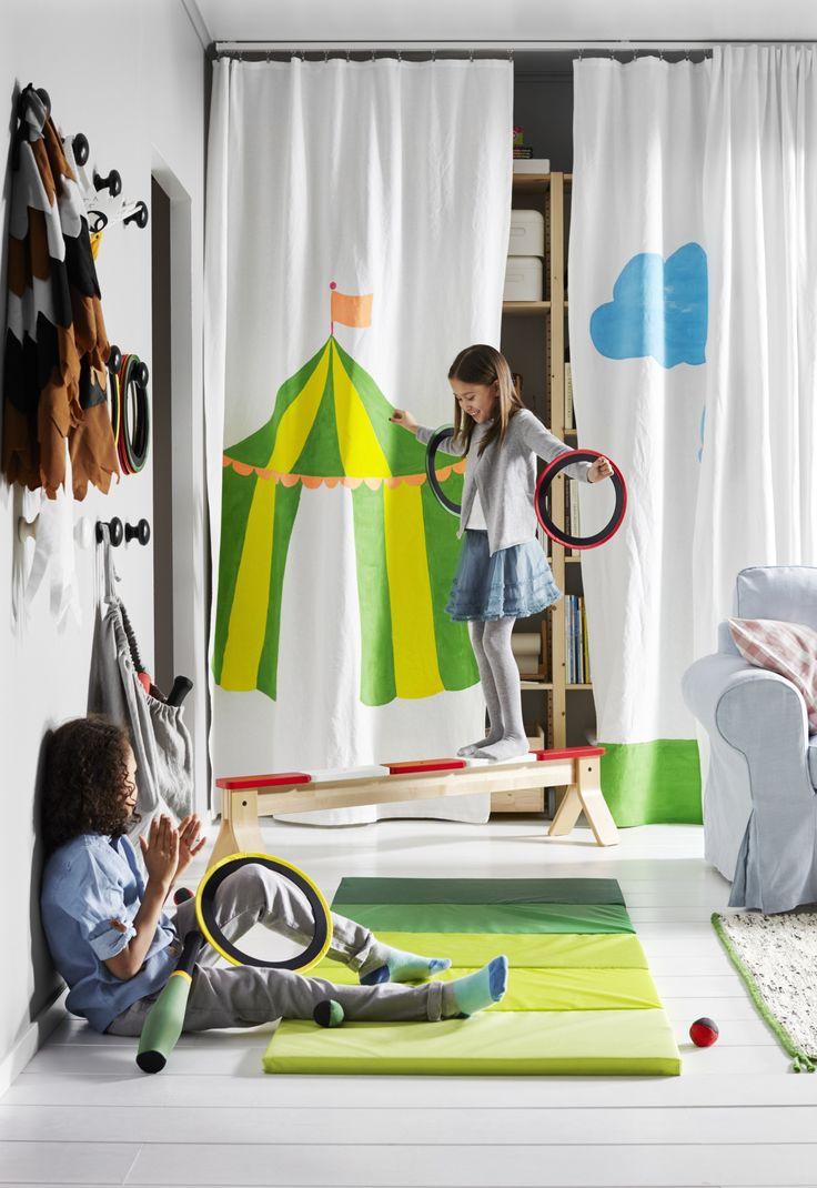 51 best Kinderzimmer images on Pinterest | Children, Ikea ideas ... | {Kinderzimmer ikea37}