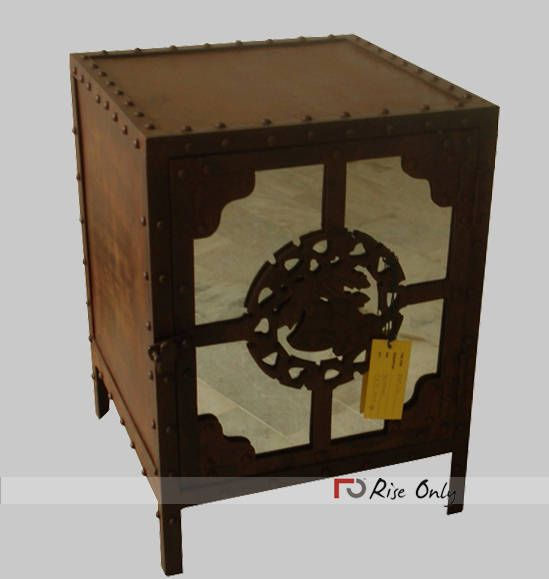 Industrial Black Bedside Cabinet Online Dimensions:  46x46x62 CBM:   0.137 Colour:   Rustic Finish Material Used :   Iron http://www.riseonly.com/products/industrial-furniture-0/bedside-2/industrial-black-bedside-cabinet-online #indianfurniture #manufacurer #exporters #wrought #iron #jodhpurfurniture
