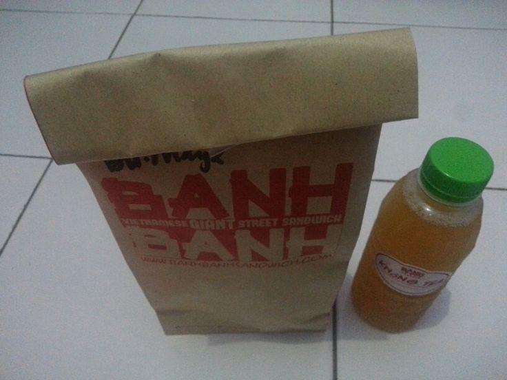 My first Vietnam sandwich