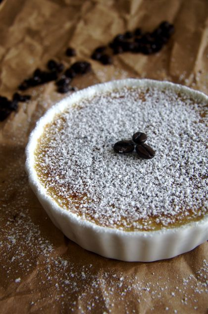 Espresso Creme Brulee | Sweet Treats | Pinterest