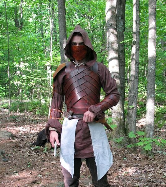 Warriors Into The Wild Grade Level: Best 25+ Larp Armor Ideas On Pinterest